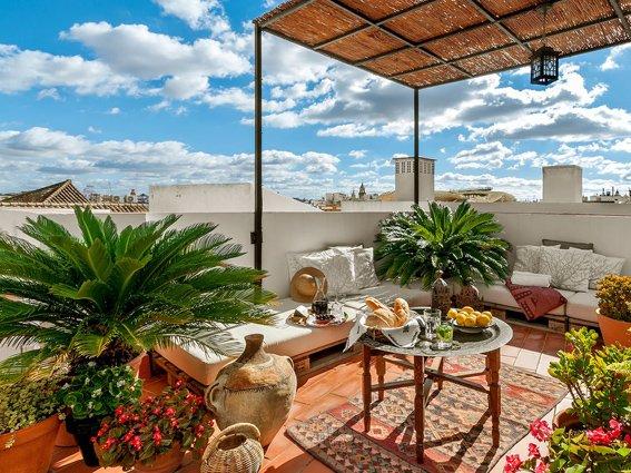 Terrazas y balcones el jardin de chelo - Terrazas y balcones ...
